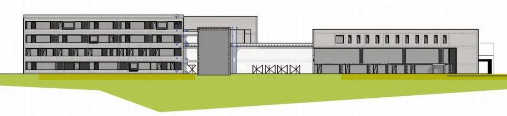Neubau der IGS Mühlenberg